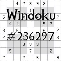 Vindoku №236297