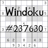 Vindoku №237630