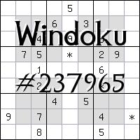 Vindoku №237965