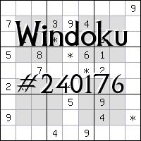 Vindoku №240176