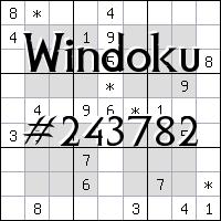Vindoku №243782