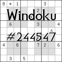 Vindoku №244547