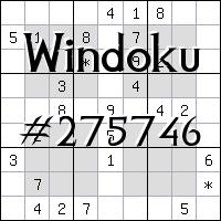 Vindoku №275746