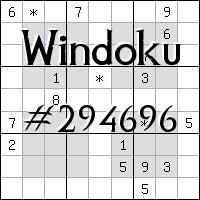 Vindoku №294696