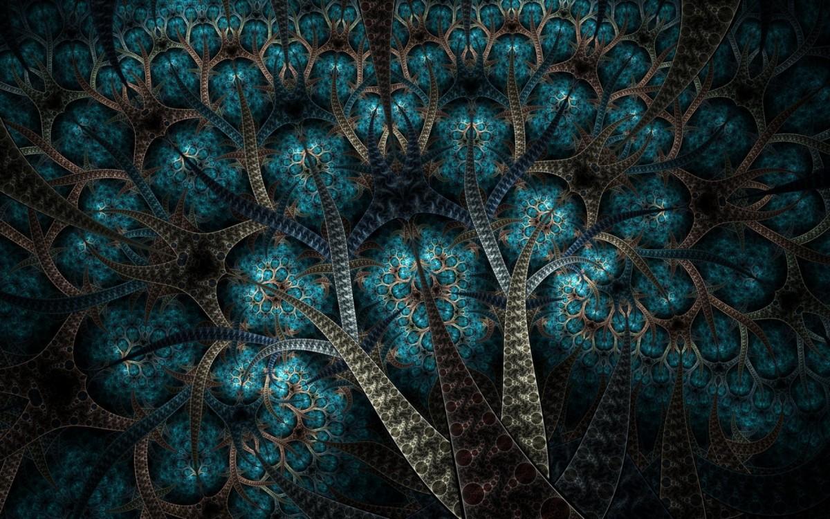 O quebra-cabeça Recolher o quebra-cabeças on-line - Turquoise tree