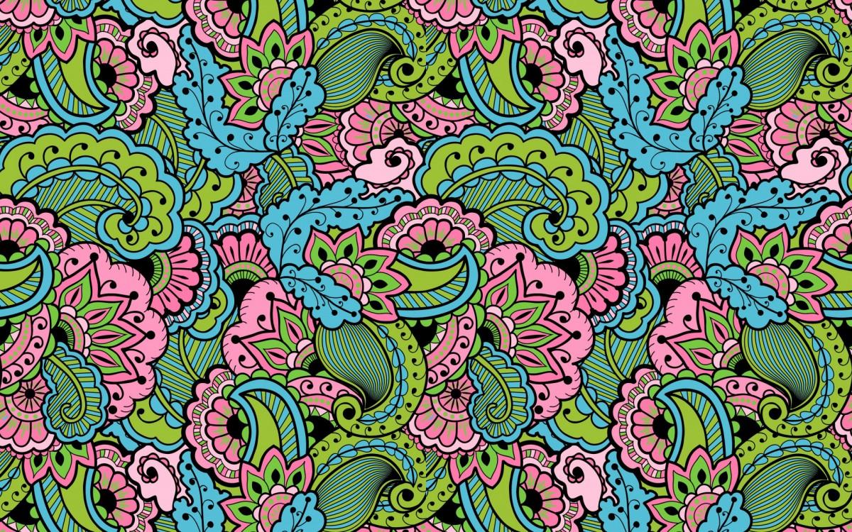 O quebra-cabeça Recolher o quebra-cabeças on-line - The abstract motifs