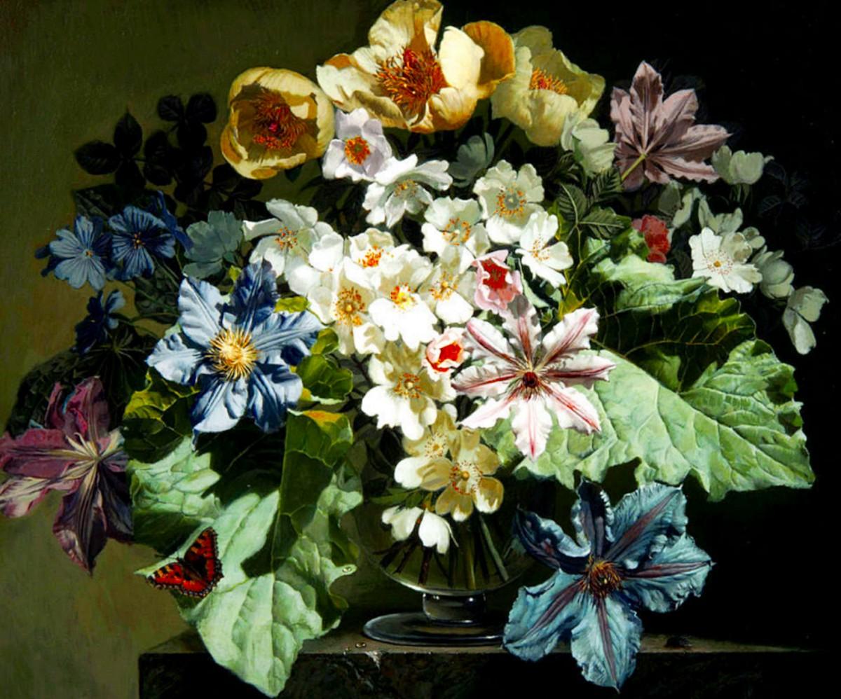 O quebra-cabeça Recolher o quebra-cabeças on-line - A large bouquet