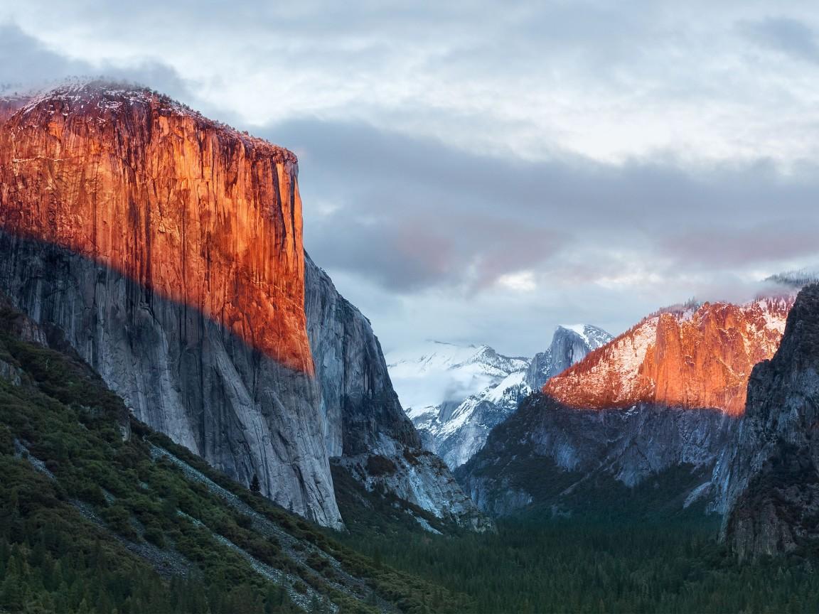 O quebra-cabeça Recolher o quebra-cabeças on-line - Yosemite