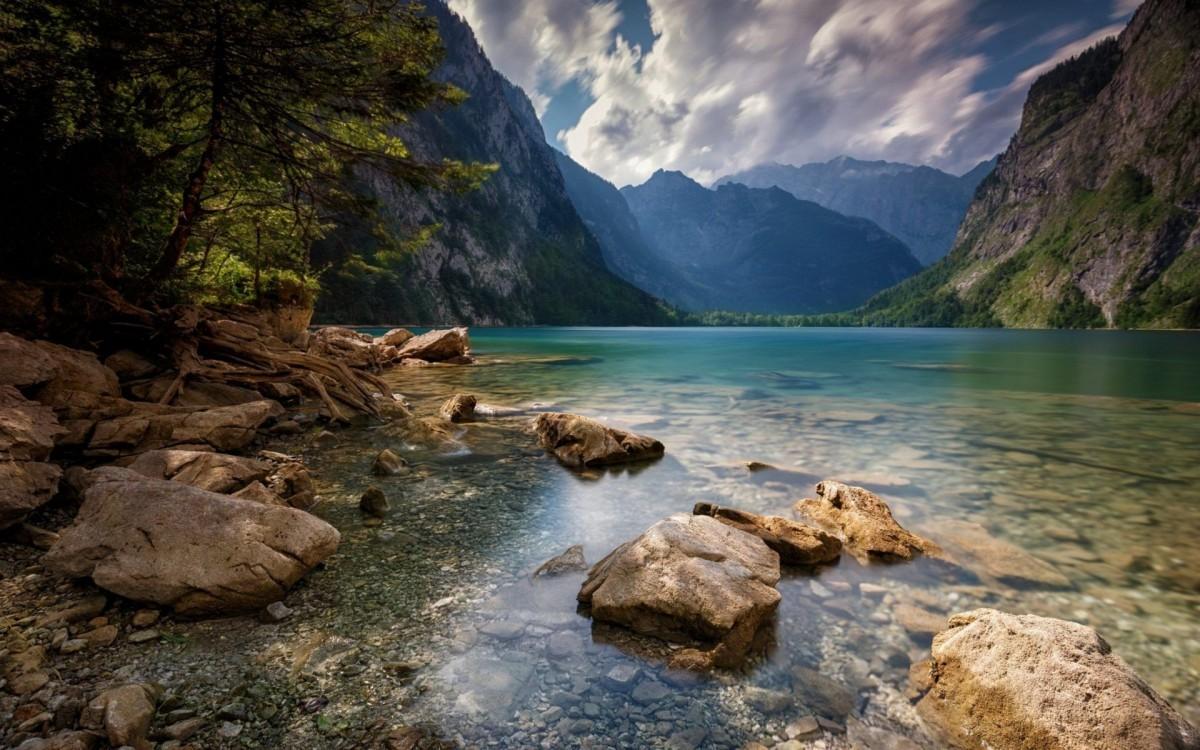O quebra-cabeça Recolher o quebra-cabeças on-line - Mountain landscape