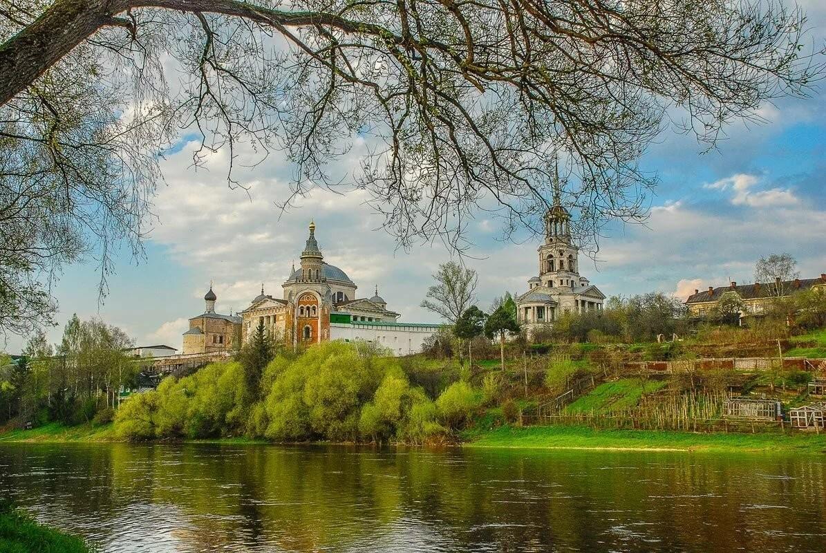 O quebra-cabeça Recolher o quebra-cabeças on-line - The City Of Torzhok