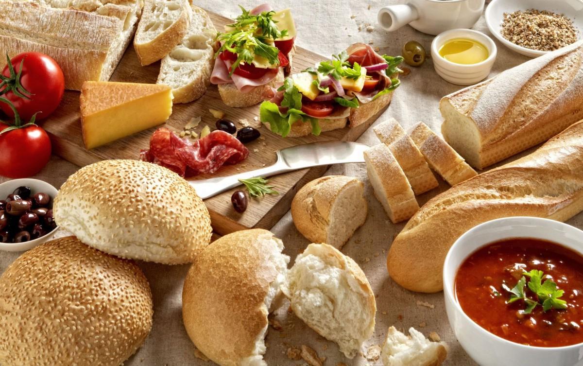 O quebra-cabeça Recolher o quebra-cabeças on-line - Prepare sandwiches
