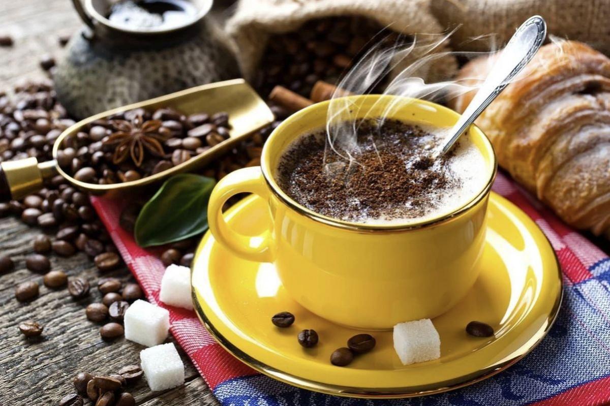 O quebra-cabeça Recolher o quebra-cabeças on-line - Coffee
