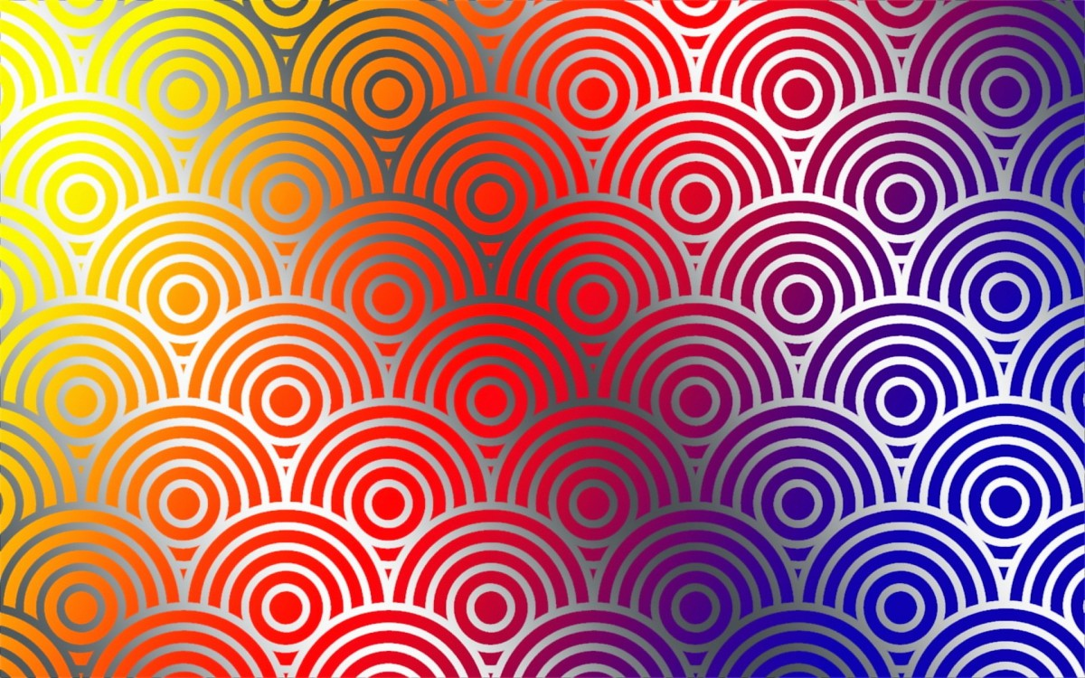O quebra-cabeça Recolher o quebra-cabeças on-line - Ring in color
