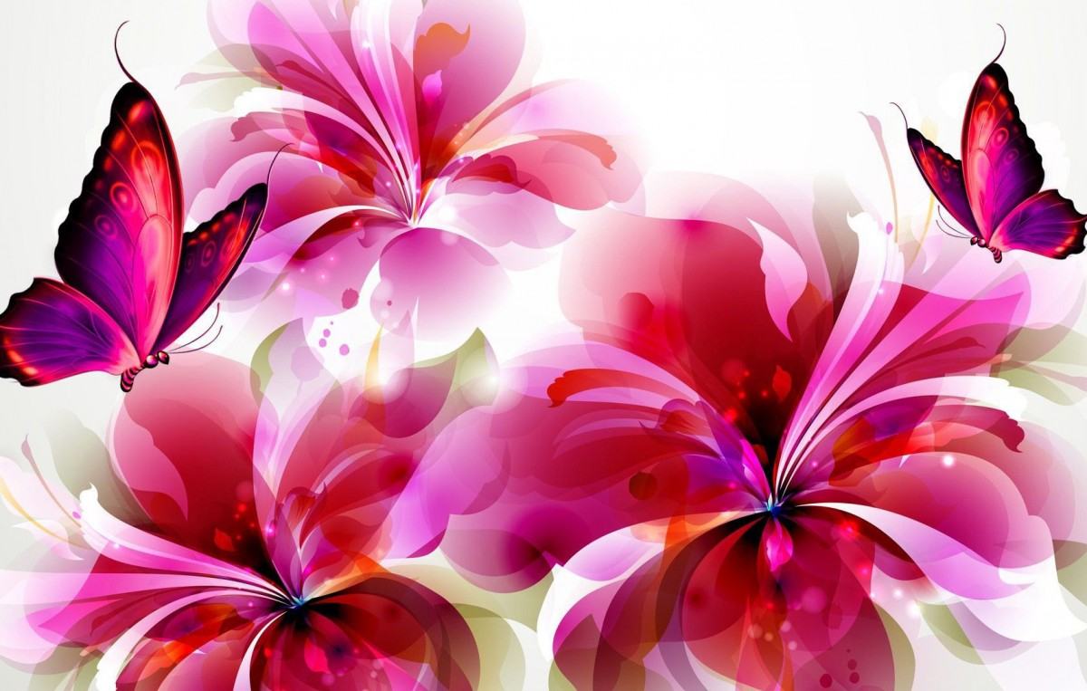 O quebra-cabeça Recolher o quebra-cabeças on-line - Red flowers