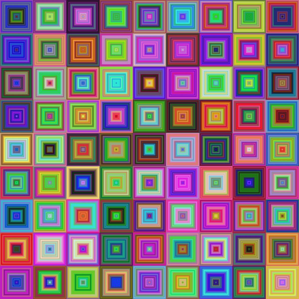 O quebra-cabeça Recolher o quebra-cabeças on-line - Squares