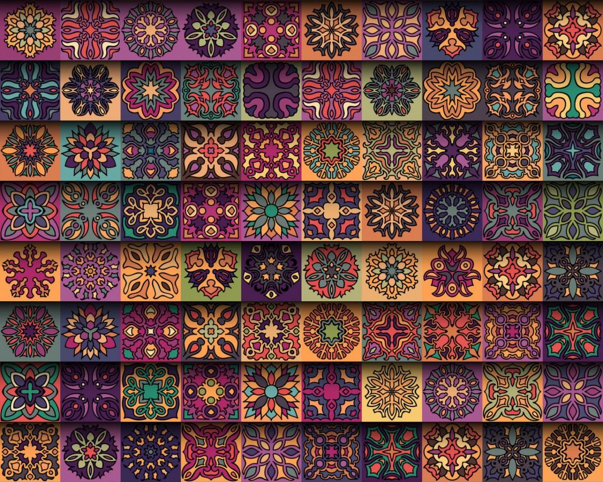 O quebra-cabeça Recolher o quebra-cabeças on-line - Ornaments