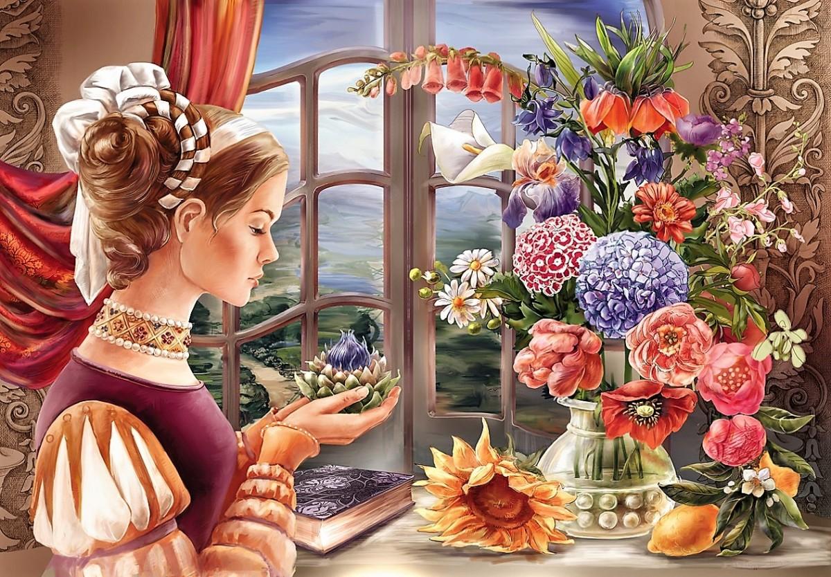 O quebra-cabeça Recolher o quebra-cabeças on-line - Princess