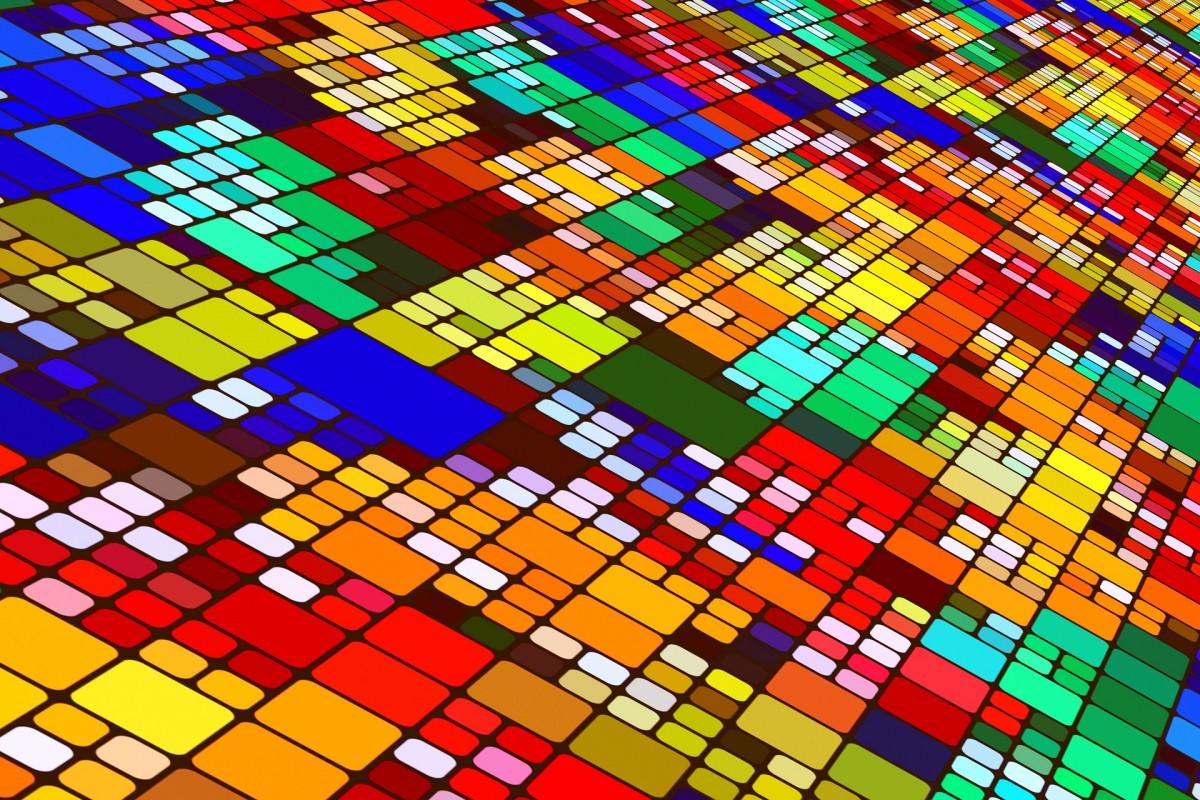 O quebra-cabeça Recolher o quebra-cabeças on-line - Rectangles