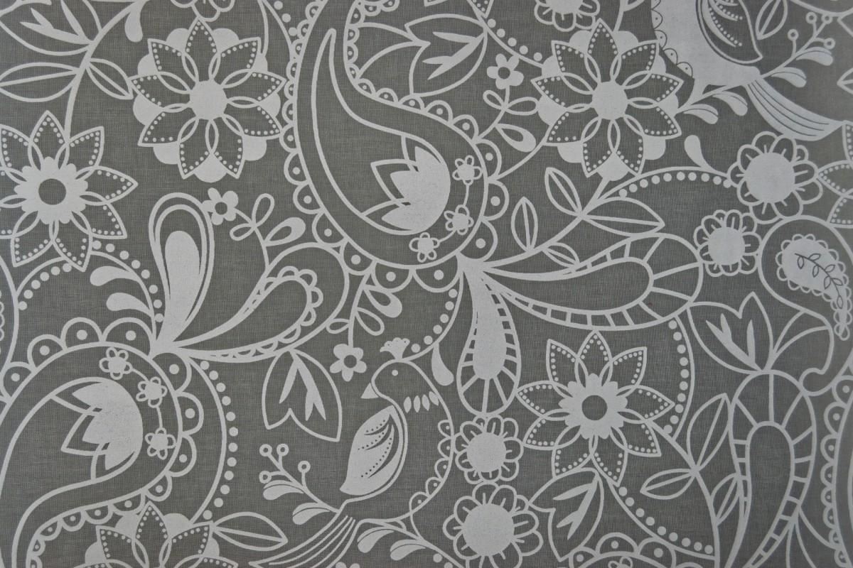 O quebra-cabeça Recolher o quebra-cabeças on-line - Gray pattern