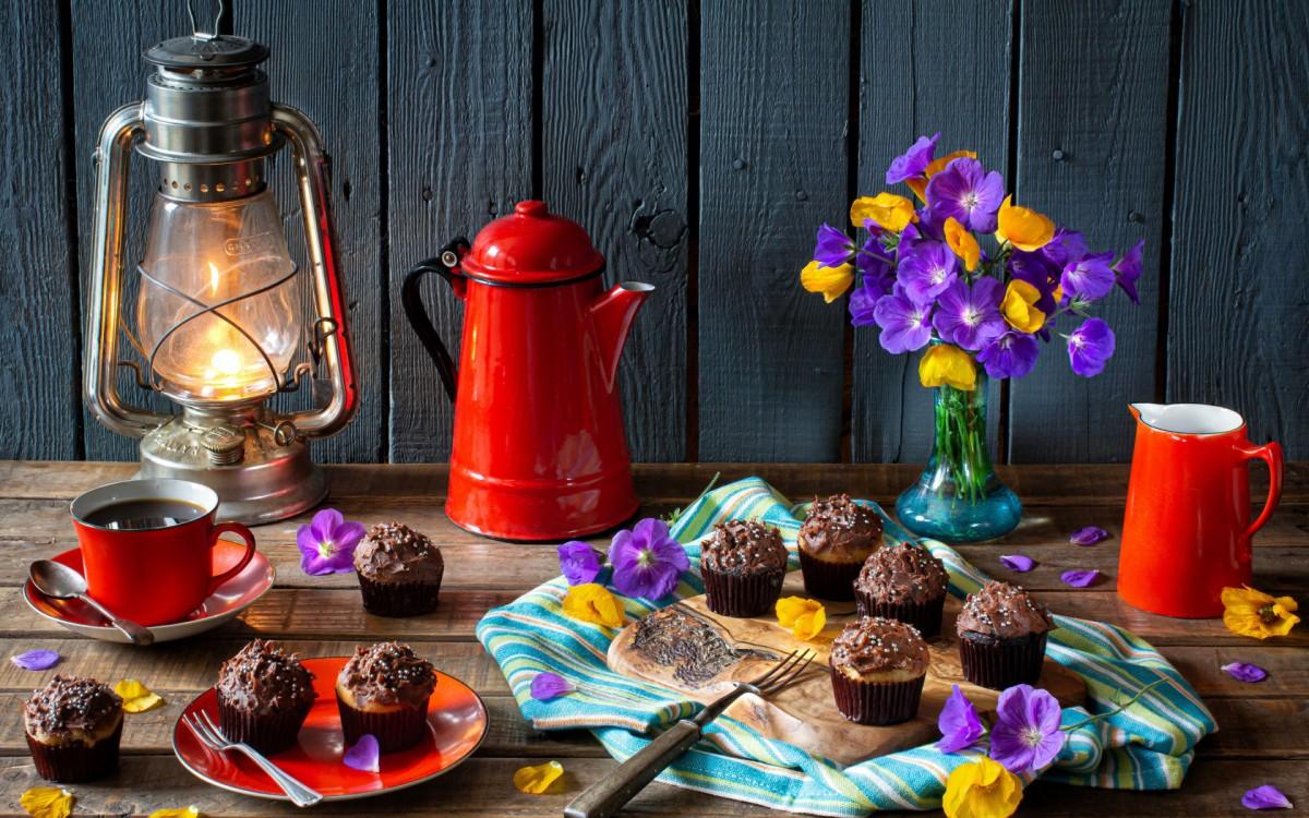 O quebra-cabeça Recolher o quebra-cabeças on-line - Chocolate cupcakes