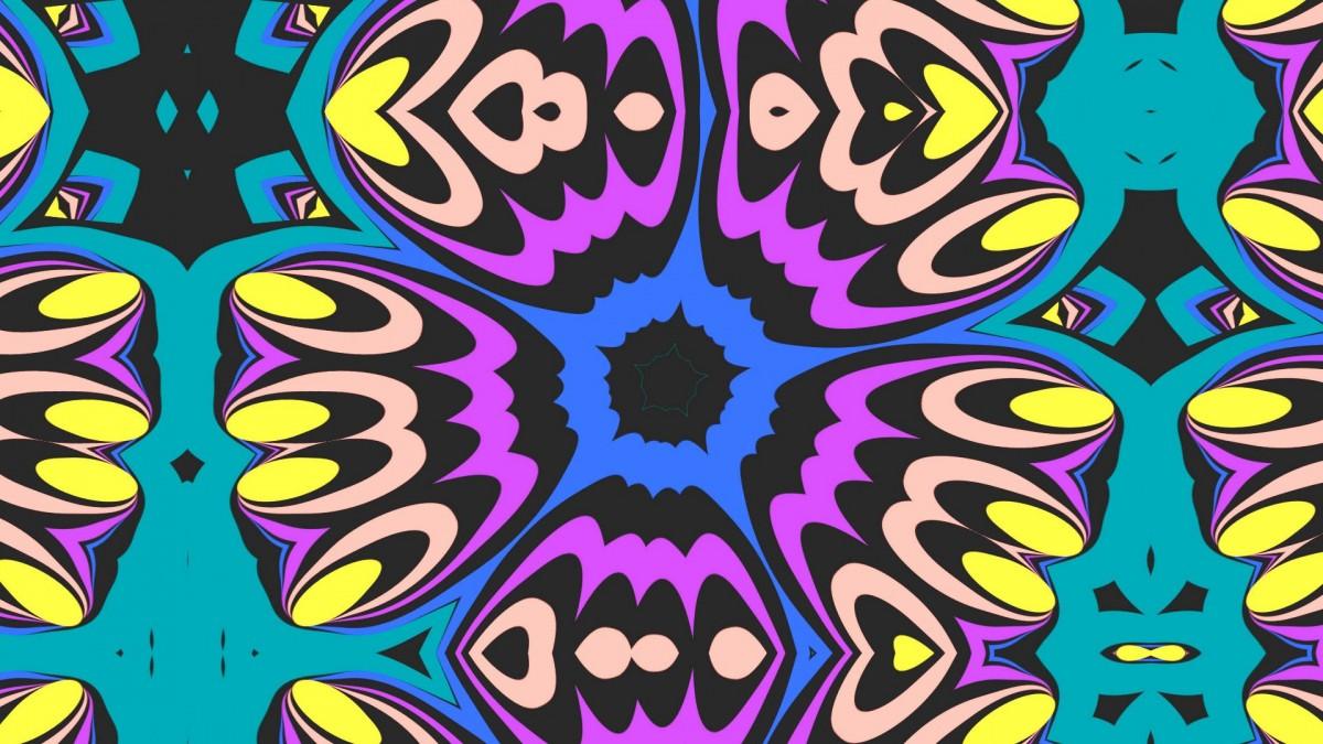 O quebra-cabeça Recolher o quebra-cabeças on-line - Blue and purple