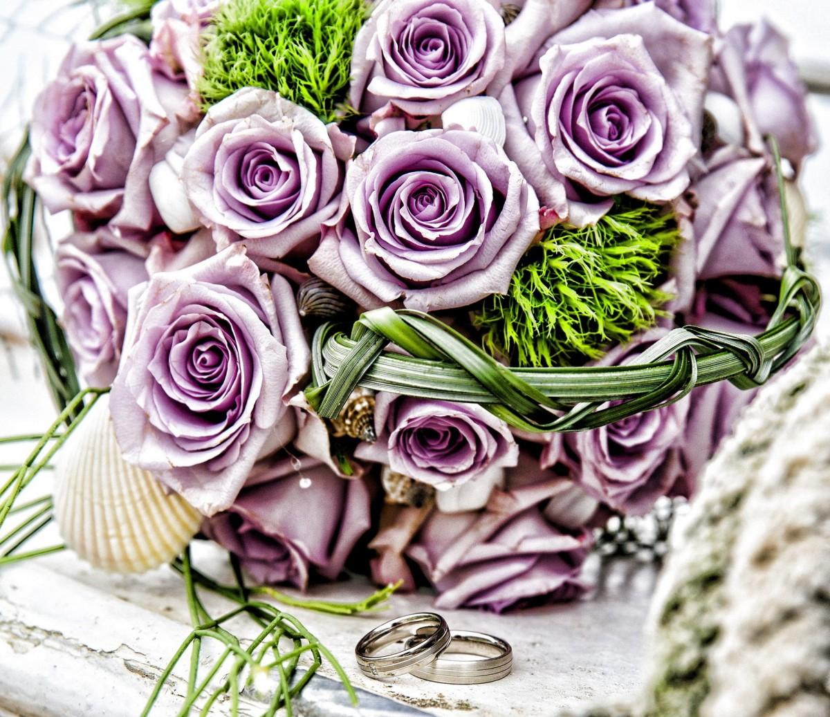 O quebra-cabeça Recolher o quebra-cabeças on-line - Bridal bouquet