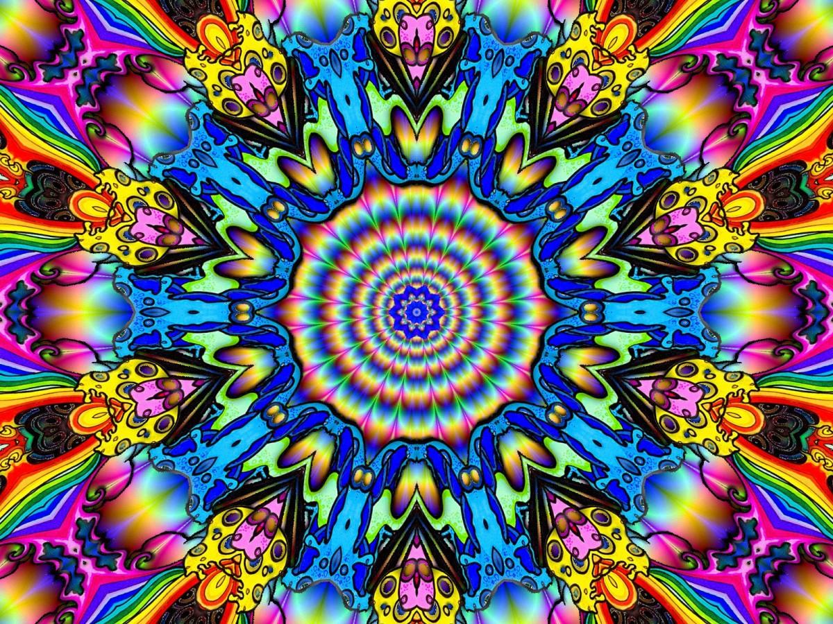 O quebra-cabeça Recolher o quebra-cabeças on-line - Color movement