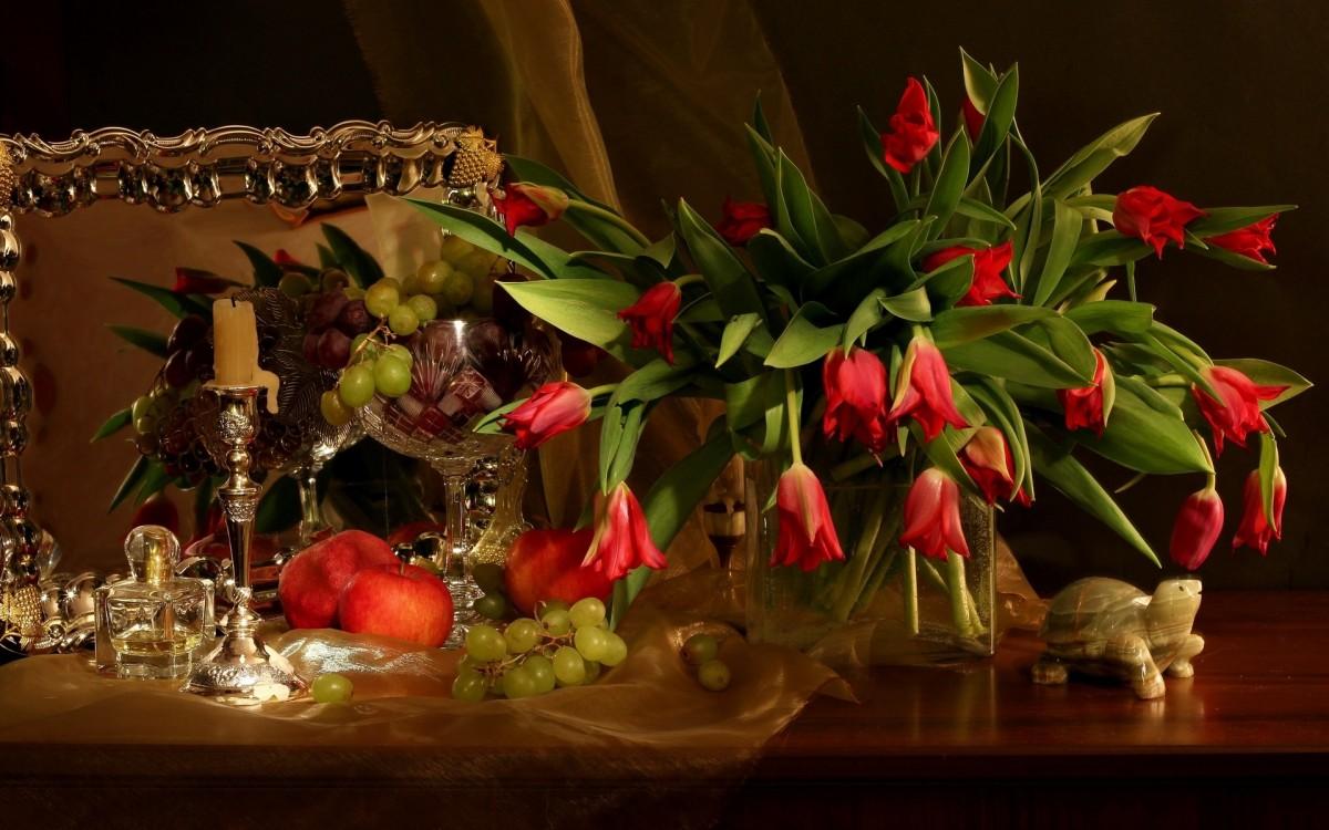 O quebra-cabeça Recolher o quebra-cabeças on-line - Tulips
