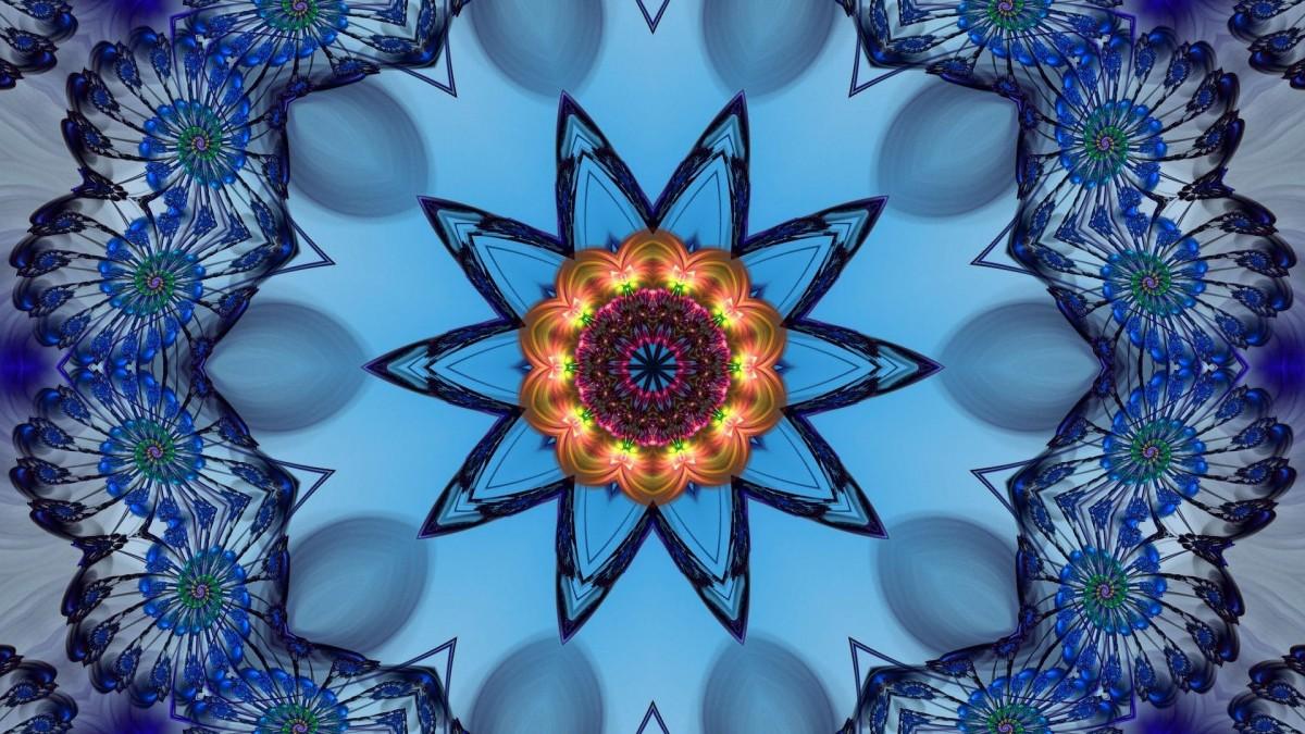O quebra-cabeça Recolher o quebra-cabeças on-line - Amazing fractal