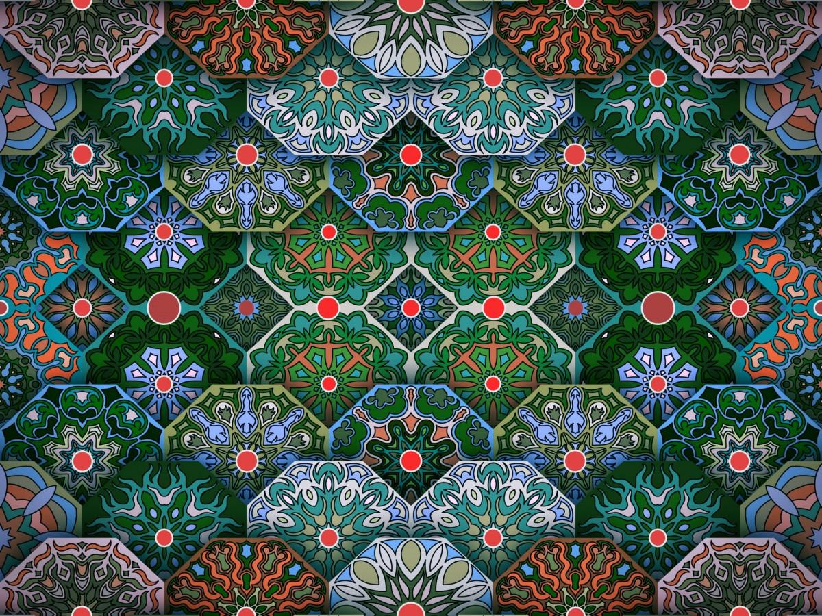 O quebra-cabeça Recolher o quebra-cabeças on-line - Octagons