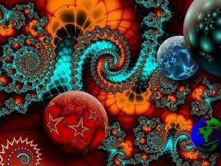 Собирать пазл Abstraction онлайн