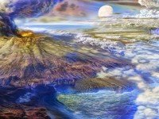 Собирать пазл Ancient Earth онлайн