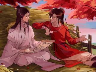 Собирать пазл Anime онлайн
