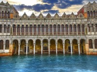 Собирать пазл The Architecture Of Venice онлайн