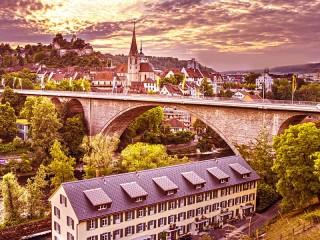 Собирать пазл Baden-Baden Germany онлайн
