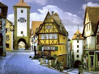 Собирать пазл Bavaria онлайн
