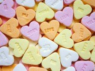 Собирать пазл Candy Hearts онлайн