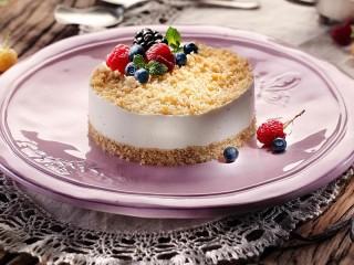 Собирать пазл Cheesecake онлайн