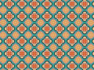 Собирать пазл A clear pattern онлайн
