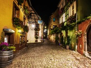 Собирать пазл The Village Of Riquewihr онлайн