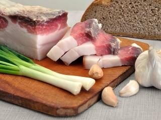 Собирать пазл Homemade bacon онлайн