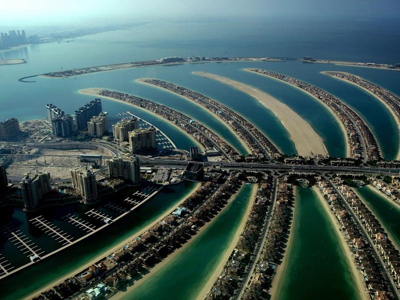 O quebra-cabeça Recolher o quebra-cabeças on-line - Dubai