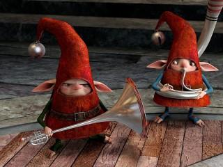Собирать пазл Elves онлайн