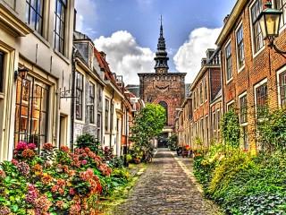 Собирать пазл Haarlem Netherlands онлайн