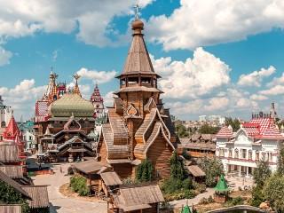 Собирать пазл Izmailovo Kremlin онлайн
