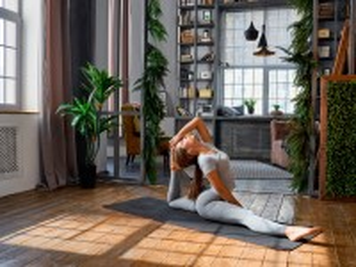 Собирать пазл Yoga онлайн