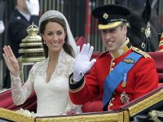 Собирать пазл The Royal wedding онлайн