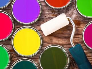 Собирать пазл Paint and roller онлайн