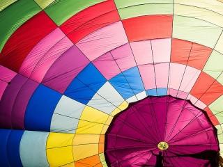 Собирать пазл The dome of a parachute онлайн