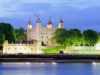 Собирать пазл Tower Of London онлайн